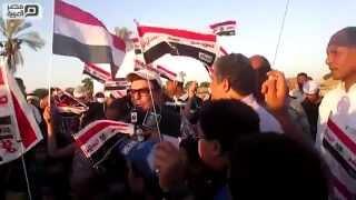 مصر العربية |  سمير صبري: اللي يرفع سلاح علي ابن بلده مايستاهلش يعيش فيها