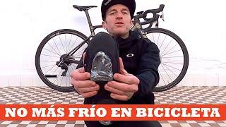 Secretos para no pasar frío en pies y manos en bicicleta | Ibon Zugasti