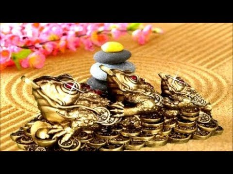Money.  Financial Prosperity, Success, Good Luck. More Money In Your Home. Feng Shui