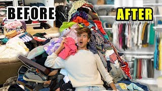 Cleaning Out My Closet For The First Time In 2 Years