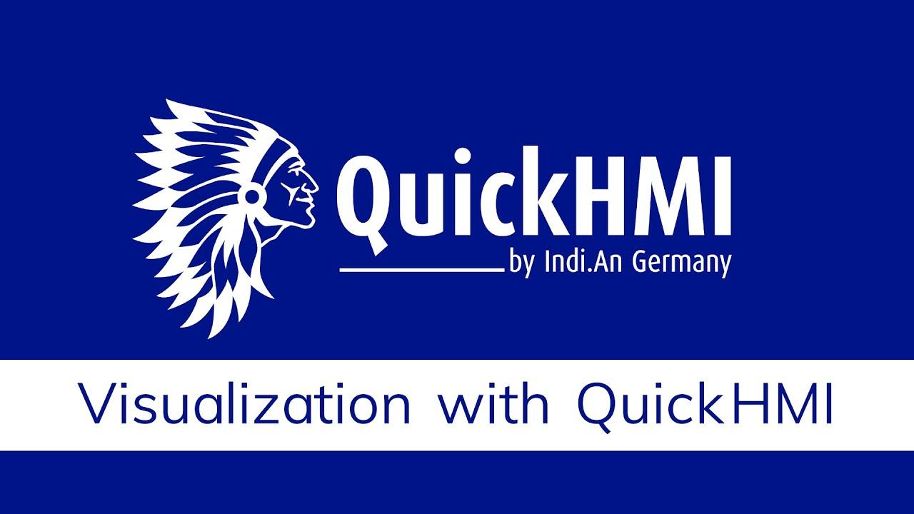 QuickHMI professional SCADA- / HMI- software S7, Modbus, Twincat