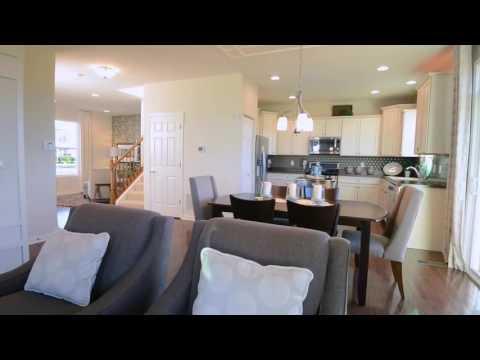 Tuscany Woods - Geneva Floor Plan - New Homes in Hampshire, IL - CalAtlantic Homes