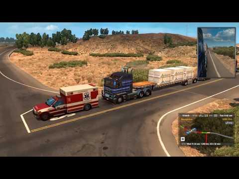 BACKERS FIELD TO DENVER COLORADO IN THE MIGHTY K200 V11 (ATS)
