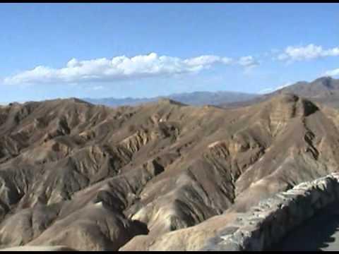 Amargosa, Death valley, Nevada desert