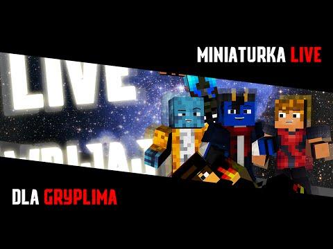 SpeedArt | Miniaturka Live dla Gryplima