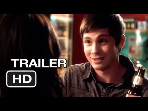 Thumbnail: Stuck In Love Official Trailer #1 (2013) Logan Lerman, Greg Kinnear Movie (HD)