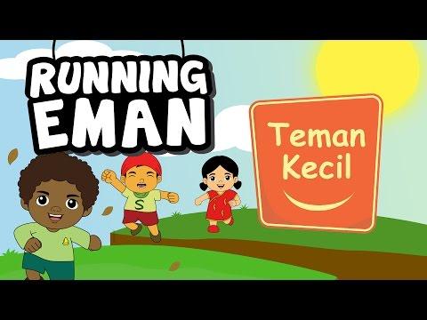 Mobile game preview - Running Eman - Teman Kecil - 동영상