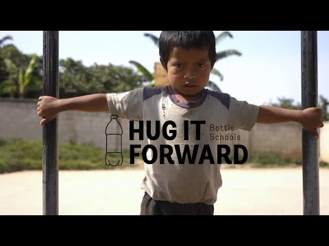LUSH Charity Pot Partner: Hug it Forward