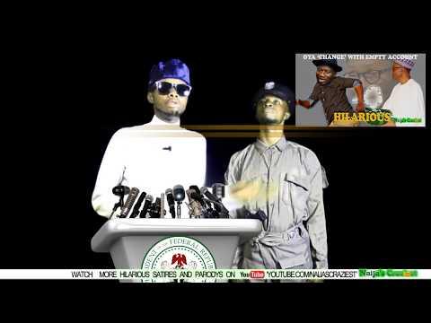 "President Buhari Reacts ''Bukola Saraki as Senate President is a Fraud i Know Nothing Ask Atiku"""