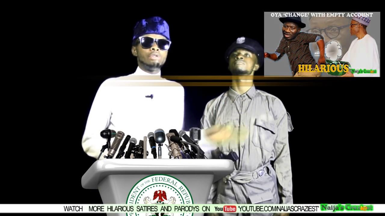 "Download President Buhari Reacts ''Bukola Saraki as Senate President is a Fraud i Know Nothing Ask Atiku"""
