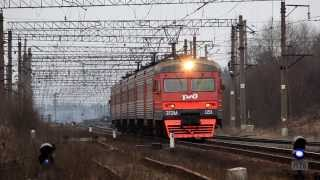 [RZD] Tolmachovo station, Leningradskaya oblast / Станция Толмачево, Ленинградская область