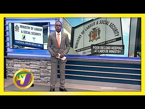 Millions of Dollars in Assets Unaccounted for at Labour Ministry in Jamaica | TVJ News