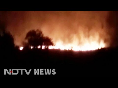17 dead in fire at Pulgaon, army's largest ammunition depot in India