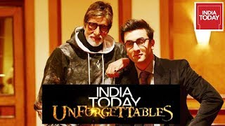 Amitabh Bachchan Exclusive Interview By Ranbir Kapoor | India Today Unforgettables