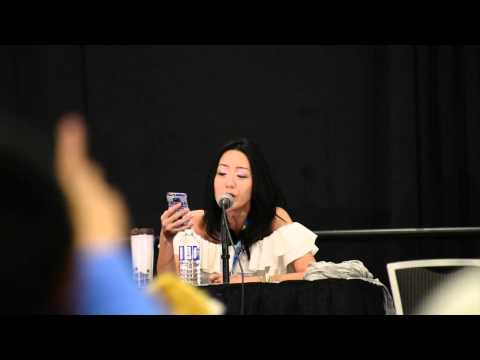 [巡音ルカ] Yuu Asakawa at AniRevo2015 singing Just Be Friends