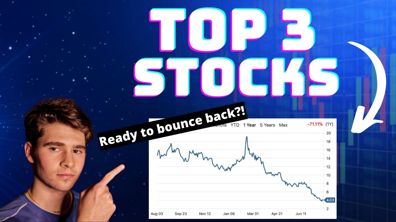 Top 3 Stocks to Buy NOW   August 2021