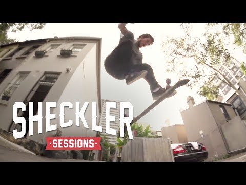 Sheck-less in Sydney | Sheckler Sessions: S4E2