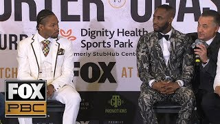 Porter vs Ugas full press conference | PRESS CONFERENCE | PBC ON FOX