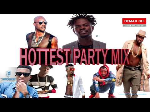 HOTTEST PARTY MIX (GHANA)by Adutwum dj #fameye #ghanamusic #mzvee #wendyshay#patapaa