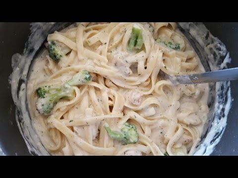Chicken Alfredo Power Pressure Cooker XL