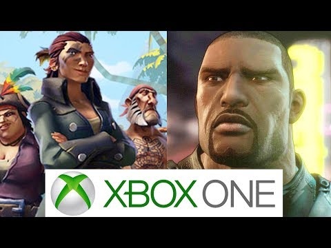 Top 10 - Upcoming Xbox One games 2018
