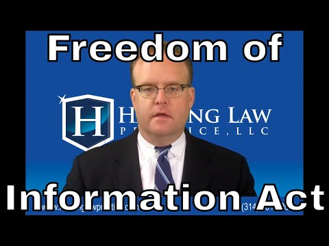 How Freedom of Information Act Can Help in Immigration Cases