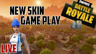 New free Fortnite skin!!!!!!!!!