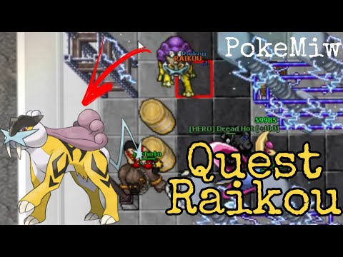 Quest Raikou  