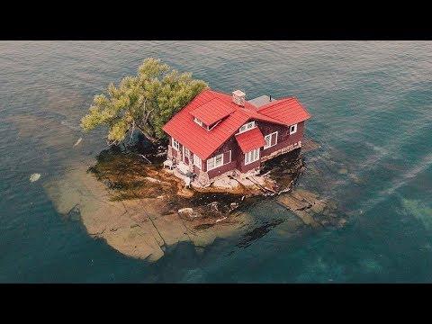 10 Häuser mit unglaublichen Standorten!