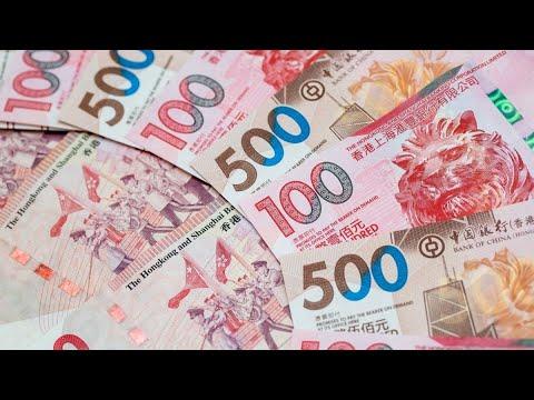 Hong Kong Dollar Peg Is Not Under Threat, Natwest Markets Says