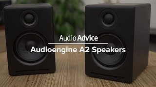 EXCLUSIVE! Audioengine A2+ Wireless Speakers Review