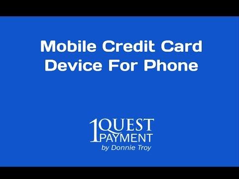 Mobile Credit Card Device - Orlando, FL