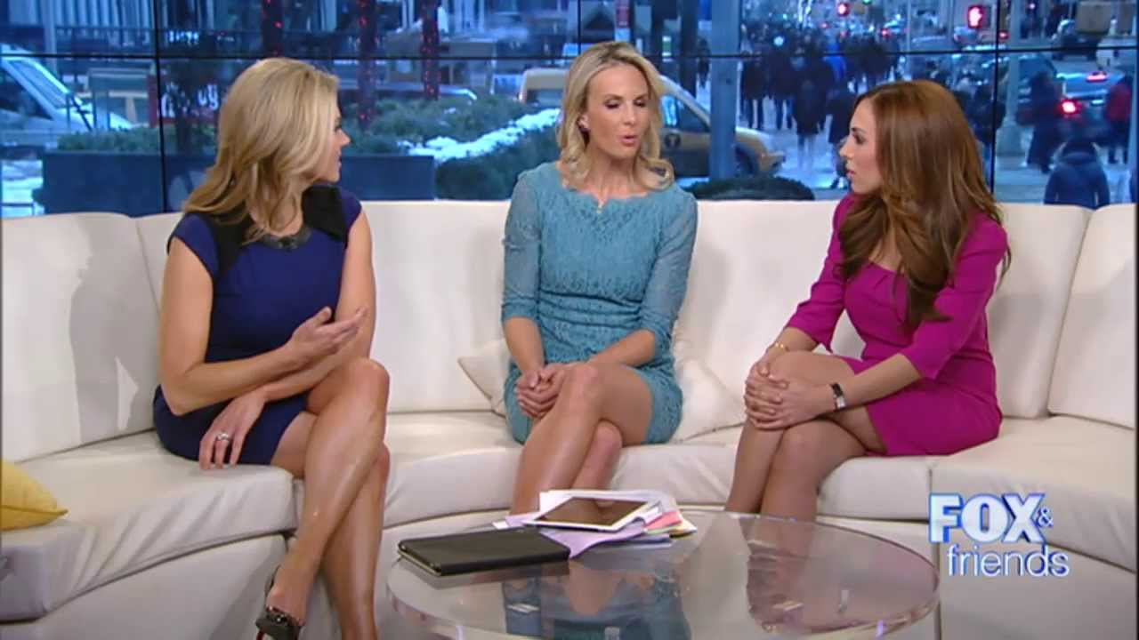 Heather Nauret Maria Molina Elisabeth Hasselbeck 1 24 13  YouTube