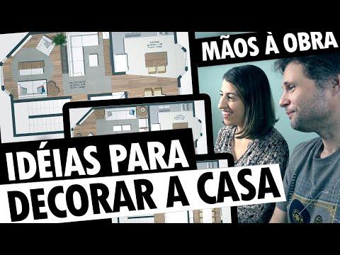 IDÉIAS PARA DECORAR NOSSA CASA - MÃOS À OBRA NO CANADÁ #4