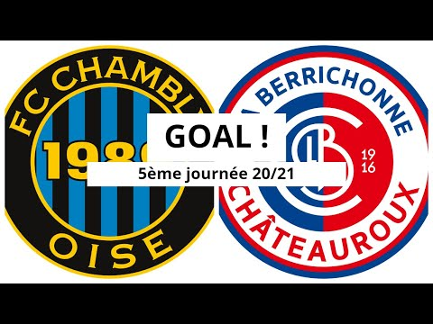 Chambly Chateauroux Goals And Highlights