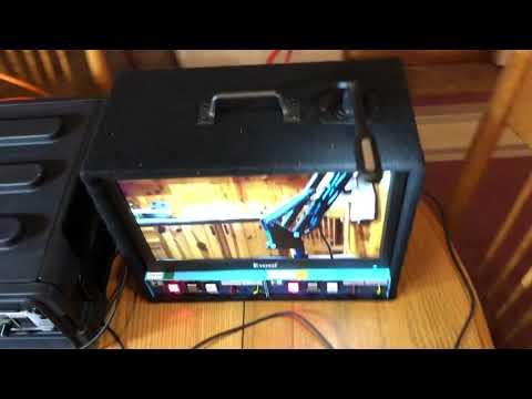 Webcasting Audio Mixer