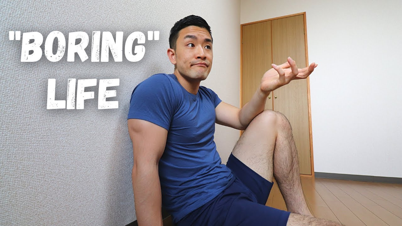 """Why I Choose to Live a """"Boring Life"""""""