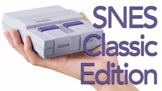 SNES Classic Edition | This Does Not Compute Podcast #51