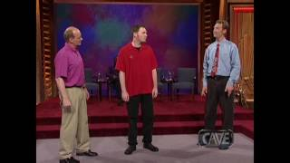 Whose Line: If You Know What I Mean