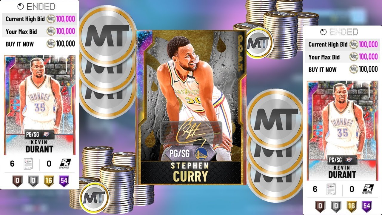 NBA2K20 SNIPING CARDS IN SUPER PACKS & MAKING MILLIONS OF MT! GOD SQUAD GRINDING GOAT CURRY & 12-0?