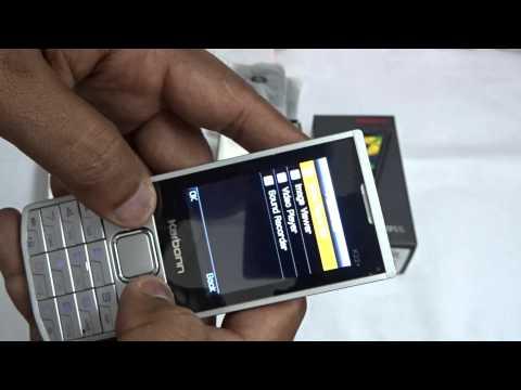 Karbonn k22 plus Beautiful Beast Mobile Unboxing Video