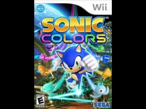 Reach For The Stars  Cash Cash Theme of Sonic Colors