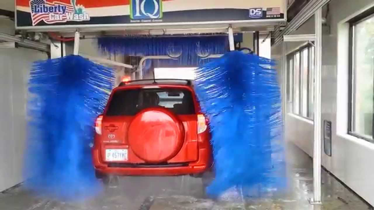 liberty car wash iq soft touch youtube. Black Bedroom Furniture Sets. Home Design Ideas