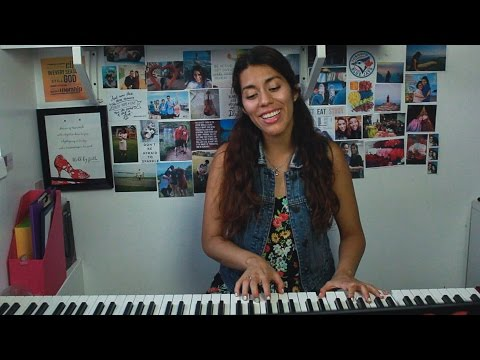 Cindy Rodriguez - El Shaddai by Amy Grant (Music Cover)