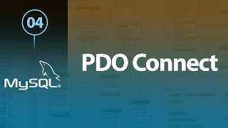 Learn MySQL In Arabic #04 - Connect With PDO + Examples