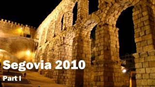 Vacation in Spain: Segovia