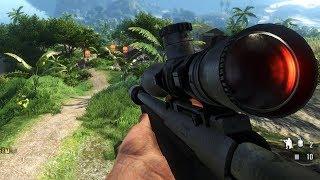 Far Cry 3 ● Headshot Collection