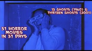 Video 13 and Thir13en Ghosts - 31 Horror Movies in 31 Days download MP3, 3GP, MP4, WEBM, AVI, FLV Januari 2018