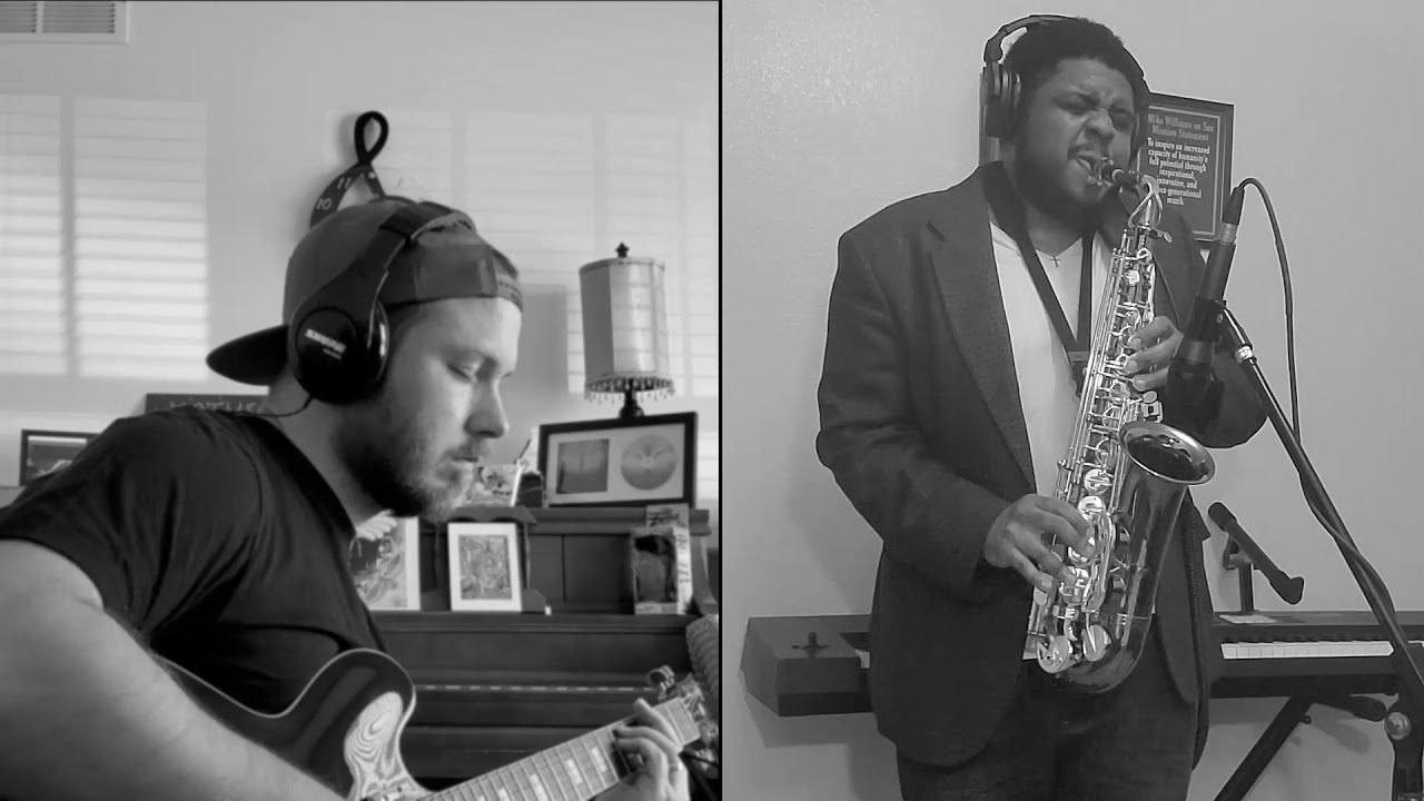 Mike Williams and Zack Fletcher - A Change Is Gonna Come (Sam Cooke cover)