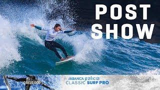 Pete Mel & Paul Evans Break Down Top 5 Moments, ABANCA Galicia Classic Surf Pro Post Show